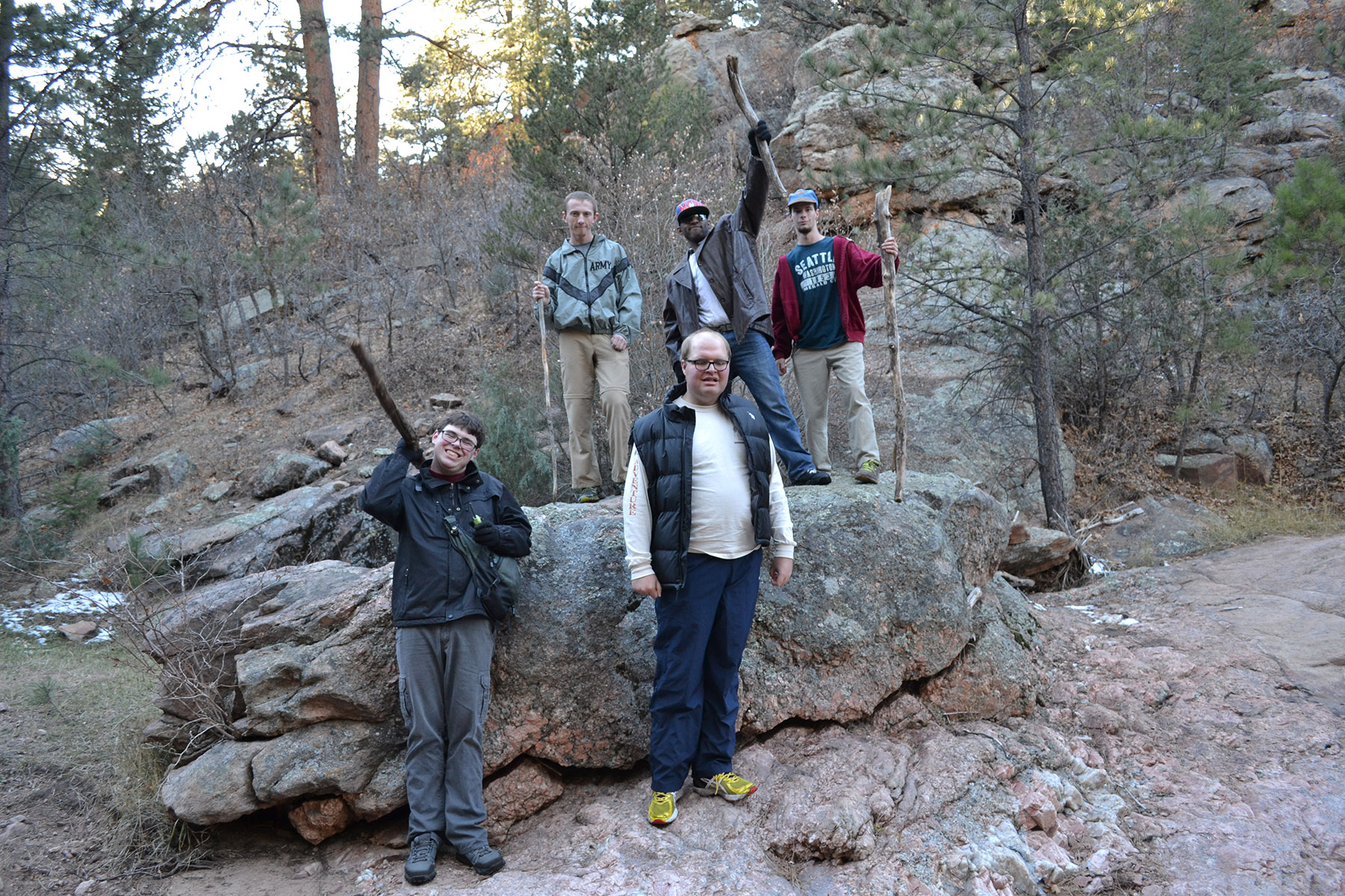 HighPointe Exceptional Expeditions Explores the South Side of Pike's Peak
