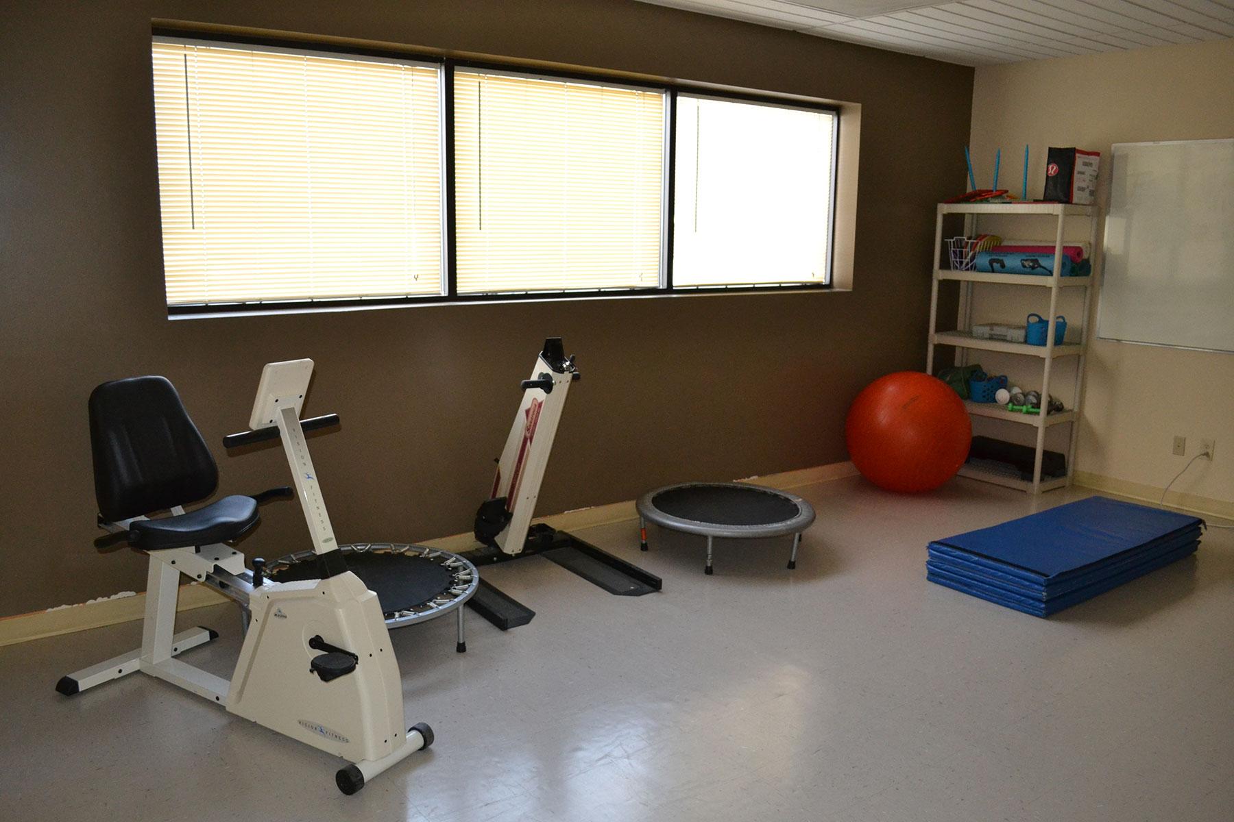 HighPointe Completes New Wellness Center!